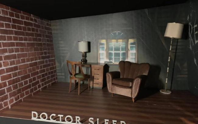 Doctor Sleep, Warner Bros., Romics 2019